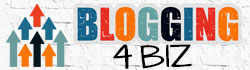 Blogging 4 Biz header